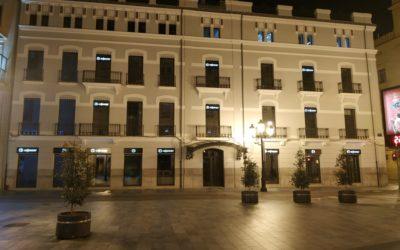 Surarte rotula la nueva sede de Cajamar en Castellón